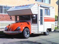 Custom VW bug mod