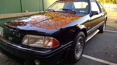 nice 1989 Ford Mustang 2 door with hatch - For Sale View more at http://shipperscentral.com/wp/product/1989-ford-mustang-2-door-with-hatch-for-sale/