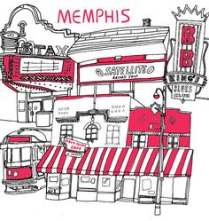 Design*Sponge Guide to Memphis, Tennessee