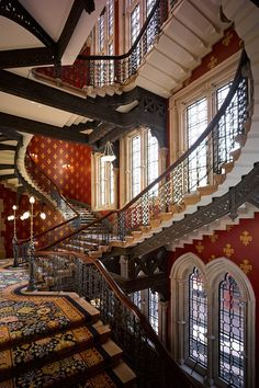 There's a glimmer of a second golden age of rail, as Anthony Dennis discovers on a railway hotel tour of Britain. Edinburgh Hotels, London Hotels, Amazing Architecture, Architecture Design, Manchester Piccadilly, Midland Hotel, Great Britain United Kingdom, Tour Of Britain, Renaissance Hotel