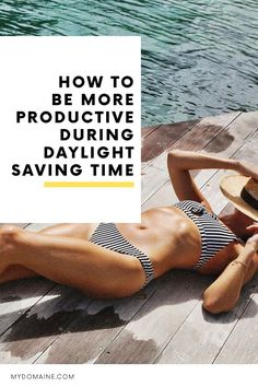 How to prepare for Daylight Saving Time