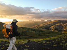 In the summer of 2014, David Fanning thru-hiked the nearly 500-mile Colorado Trail. The hike took him from Denver over multiple mountain ranges, through wildflowers, past high country lakes and all the way to Durango.