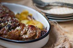 2Mandarinas en mi cocina: Paletilla de cordero asada con alioli cortado y patatas. Las mejores recetas de mi madre de Joan Roca