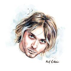 Kurt - Helen Green Illustration