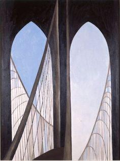 o'keeffe brooklyn bridge - Google Search