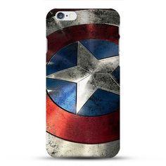 "Deadpool Marvel comic superhero Phone Case for iPhone 7 7 Plus 6 6s Plus 4.7"" 5.5"" inch Spiderman ironman 10 Designs"