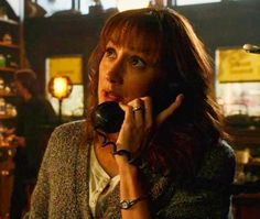 Rosalee calling to Nick