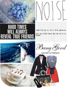 """""""You have just lost me along the way"""" by airplane ❤ liked on Polyvore"""