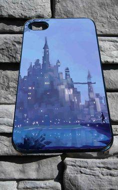 Disney Castle for iPhone 4/4s, iPhone 5/5S/5C/6, Samsung S3/S4/S5 Unique Case *76* - PHONECASELOVE