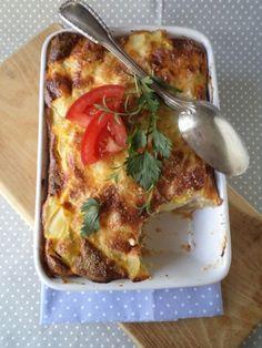 Rakott karalábé Paleo, Hungarian Recipes, Vegetable Pizza, Lasagna, Quiche, Casserole, Cooking Recipes, Diet, Vegetables
