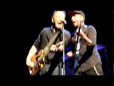 Ghost of Tom Joad - Bruce Springsteen and Tom Morello - Hanging Rock 30-03-2013. Lucky enough to have witnessed this :)