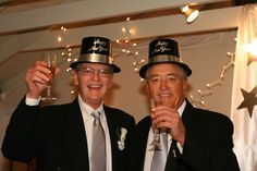 Robert and his brother Rod