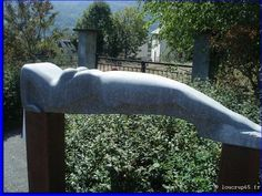 SculptureCorps de femme (Coralie Quincey) Arras-en-Lavedan