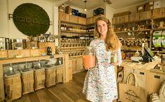 Savina, 27 ans, a ouvert Robuust, première épicerie en Belgique qui vend tout en vrac.Pratique, économique et écologique: acheter sans emballages, c'est diminuer radicalement nos déchets. Un projet inspirant!