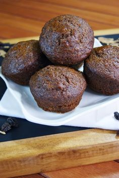 The Kitchen is My Playground: Classic Refrigerator Bran Muffins {with All-Bran Cereal & Raisins}