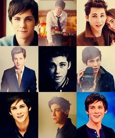 Celebrity Logan Lerman (Percy Jackson & The Olympians: The Lightning Thief, the Perks of Being a Wallflower)