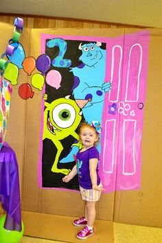 """Photo 11 of 34: monsters inc / Birthday """"Jaydens Monsters Inc Party (2nd Birthday)"""" 