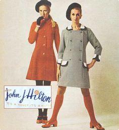 John J Hilton 1960s