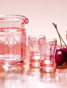 Glassware Miniatures by Mosser, Handcrafted Keepsakes For Your Collection