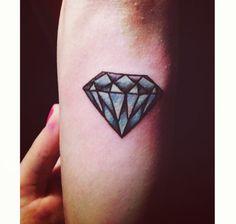 Tattoo diamond