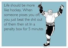 Life And Hockey