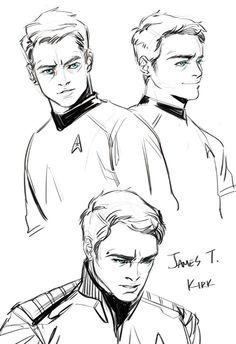 James T. Kirk || Star Trek AOS