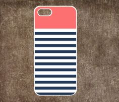 iphone 5 case iphone 5s case iphone case  Rubber case iphone 5 cases Stripe design