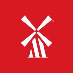 Molino Rojo by Brandlab, via Behance