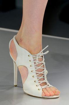 bad5791d6d0027 Blumarine Spring 2013 - Details Shoes Photo