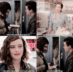 13 Reasons Why parallels