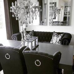 #Repost @saramilshome  #interior4you1 #inspiration #inspire_me_home_decor #home_and_decor1 #charminghomes #classyinteriors #hem_inspiration #hellinterior1 #decoração #diningroom #classicliving #interior9508 #interiorwarrior #mm_interior #passion4interior #interior4all #interiordesign #homedesign #interior123 #interior125 #interior444 #finehjem #vakrehjemoginterior #decor #myhome #nordiskehjem #interior #glam #interior4inspo