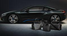 Louis Vuitton faz parceria exclusiva com BMW #louisvuitton #bmw #car #viagem #malas #bolsas #luxo #luxury #fashion #moda