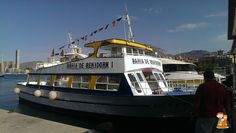 La Isla de Benidorm con niños. www.conlosninosenlamochila.com