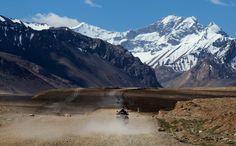 Tajikistan Pamir Mountains - in way to Afganistan July 2013