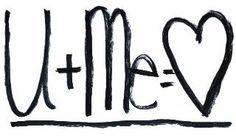 u+me+love photo credit to kaassaaddee please U & I, Love Photos, Scribble, Deep Thoughts, Collage Art, Photo Credit, Doodles, My Love, Words