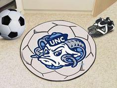 Soccer Ball Mat - University of North Carolina - Chapel Hill Tar Heels