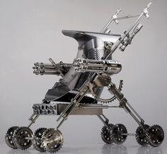 carrito bebe terminator