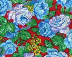 Wild Rose Garden Calico