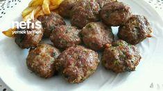Puf Puf Kabaran Yumuşacık Köfte - Nefis Yemek Tarifleri Ethnic Recipes, Food, Essen, Meals, Yemek, Eten