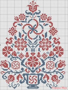 Cross Stitch Tree, Cross Stitch Heart, Cross Stitch Samplers, Cross Stitching, Blackwork Embroidery, Cross Stitch Embroidery, Cross Stitch Designs, Cross Stitch Patterns, Bargello Needlepoint