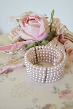 ★ Princessly Pink ★ PEARLFECION / Pearls and roses