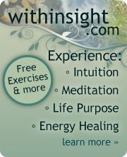 To Calm the Mind and Open to Awareness. Practices for Energy Healing, Meditation, Life Purpose and Intuition.