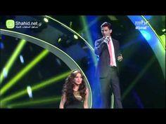 Arab Idol - Results - Farah Yusuf and Mohammed Assaf - YouTube