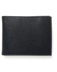 Armani | Blue/beige Two-tone Grained Wallet |  Lyst