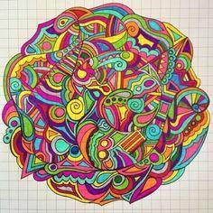 doodles a color - Buscar con Google