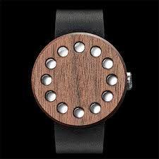 Resultado de imagen de wood watches