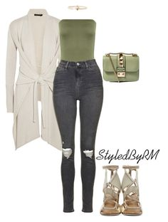 StyledByRM by roenameijer on Polyvore featuring polyvore, fashion, style, Donna Karan, Topshop, WearAll, Jimmy Choo, Valentino, J.McLaughlin and clothing