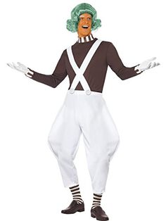 Smiffy's Men's Candy Creator Male Costume Top Trousers Gloves and Socks, Brown/White, Small Smiffy's http://www.amazon.com/dp/B00I8S59QG/ref=cm_sw_r_pi_dp_1NxQvb0TT5WHT