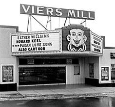 flower theatre old school memories pinterest