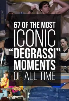 "67 Truly Iconic ""Degrassi"" Moments"